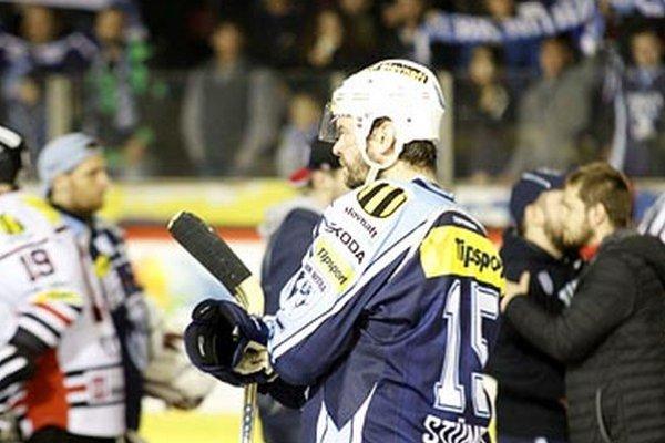 Hokejovú Nitru opantal smútok z vypadnutia tesne pred finálovými bránami.