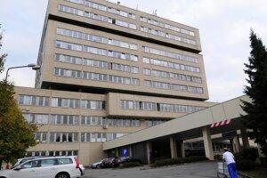 Nemocnica J. A. Reimana v Prešove.