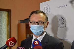 Ľubomír Šarník, expert na optimalizáciu procesov v podnikoch.