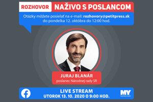 Rozprávať sa budeme s Jurajom Blanárom, poslancom Národnej rady Slovenskej republiky, predsedom Zahraničného výboru NR SR, podpredsedom strany SMER-SD a kandidátom tejto strany na podpredsedu parlamentu.
