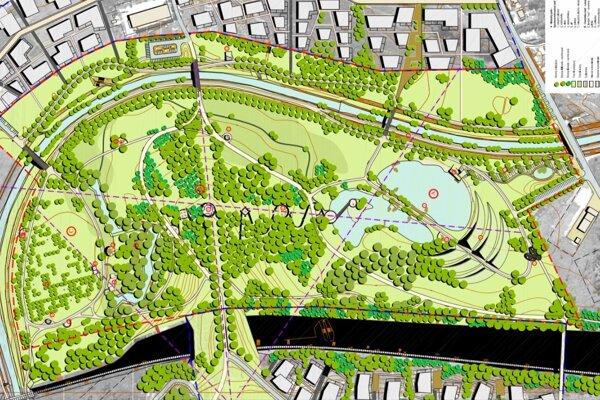 Prešov odštartoval megalomanský projekt za milióny eur. Pre centrálny mestský park začal s vykupovaním pozemkov.