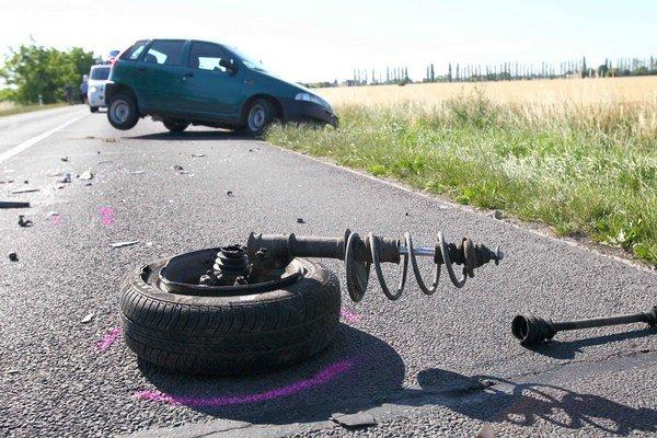 Lovci nehôd sú v pohotovosti, dostávajú tipy aj od polície.