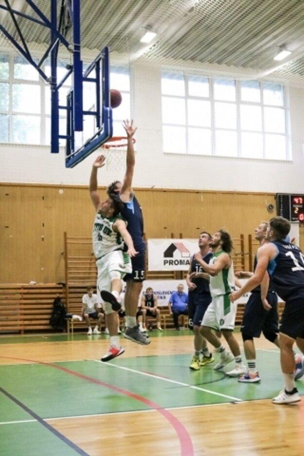 V basketbale triumfovali študenti Žilinskej univerzity.