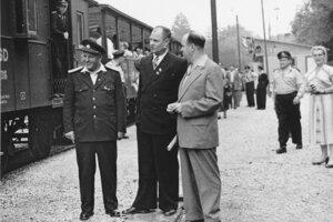 Predstavitelia dráh a mesta rozhodli o vybudovaní pionierskej železnice.