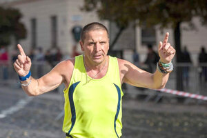Viktor Fonfer z Tvrdošína sa postavil na štart najstaršieho maratónu v Európe 20-krát za sebou.