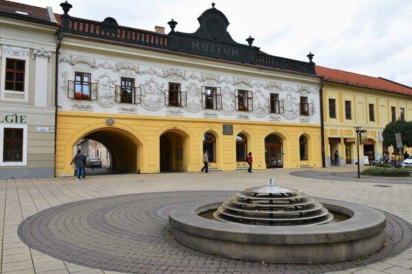 Múzeum Spiša.