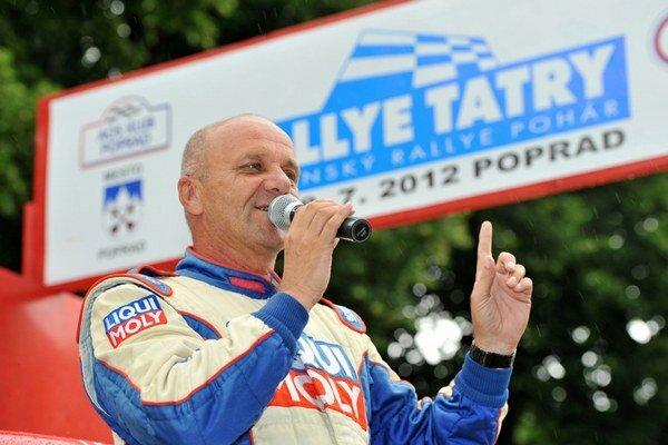 Igor Drotár pamätá ako jediný z dnešných pretekárov slávne časy Rely Tatry. Rodený zabávač je športovou aj kultúrnou ozdobou dnešných rely.