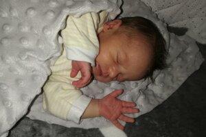 Terezka Krajčiová, (3020 g, 49 cm) sa narodila 22. septembra Janke a Karolovi z Visolaj