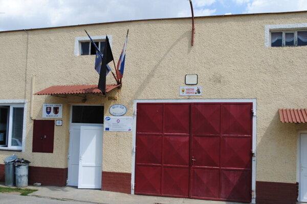 Obecný úrad v Rokycanoch.