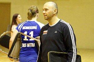 Marek Kardoš už má funkciu pri tíme mužov VK Ekonóm SPU Nitra.