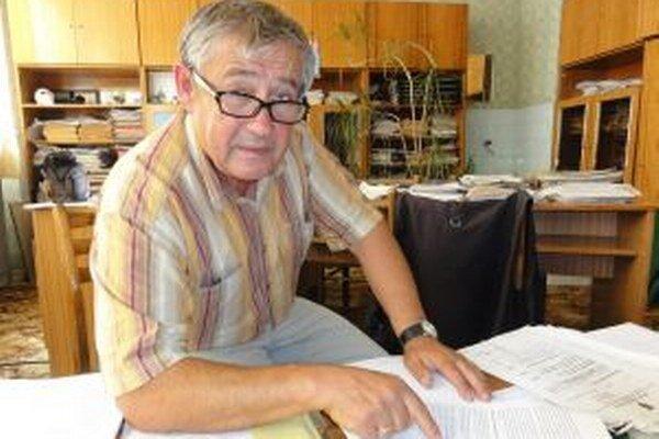 Marián Tomajko bol na čele Záhradníckych služieb v rokoch 1992 - 2015.