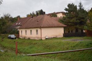 Dom na Ul. Padlých hrdinov 4 v Prešove.