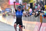 Ben O' Connor vyhral 17. etapu na Giro d'Italia 2020.