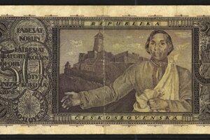 Štátovka z čias prvej republiky.