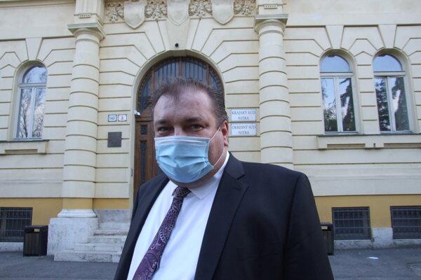 Jaroslav Maček z krajskej prokuratúry.