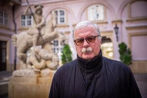 Architekt a poradca primátora Matúša Valla Juraj Šujan.