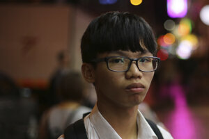 Tony Čung.
