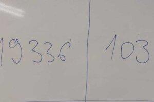V sobotu bolo k 13:30 vykonaných v okrese Nové Zámky 19 336 testov, ochorenie Covid-19 odhalili u 103 ľudí.