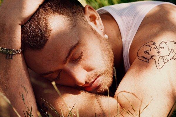 Tretí album Sama Smitha s názvom Love Goes vyšiel 30. októbra.