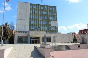 Okresný úrad v Michalovciach.