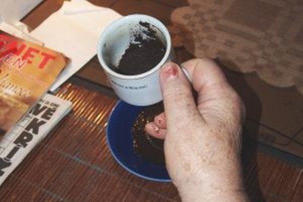 Je náš osud aj v káve...?