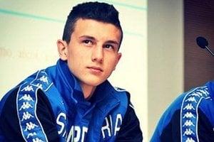 David Ivan už tri roky pôsobí v talianskom veľkoklube Sampdoria Janov.