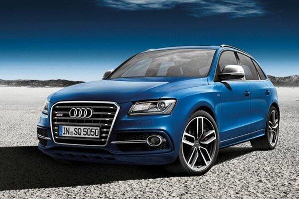 Audi SQ5 Exclusive concept doplní rodinku SUV