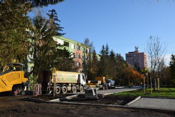 ilustračné foto -  štvrť M.R. Štefánika v Lučenci.