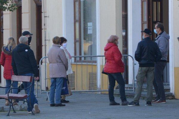 V okrese Topoľčany je miera pozitivity pod hranicou 0,7 percent.