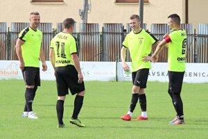 Oravská Jasenica je zatiaľ najvyššie v piatej lige.
