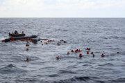Záchrana migrantov