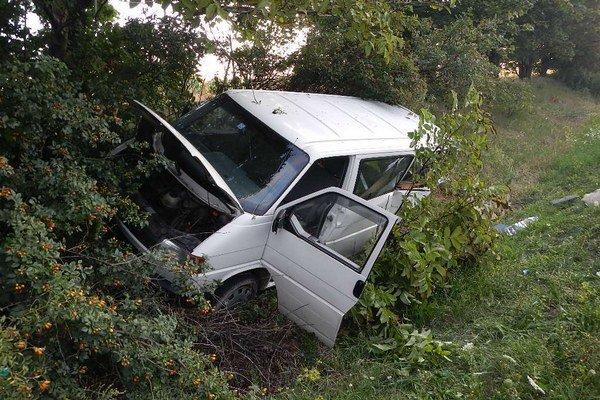 Takúto nehodu v obci Rybník nezažili roky.
