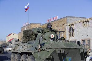 V Karabachu hliadkujú ruské jednotky.