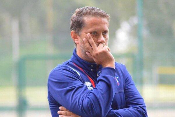 Bývalý futbalista a momentálne šéftréner prípraviek FC Topoľčany Anton Hippik.