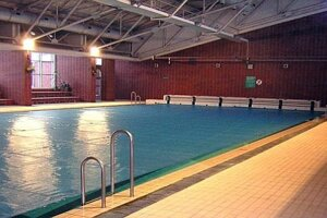 Bazén plavárne vo Svite.