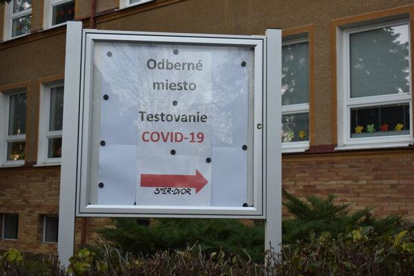 V Sečovciach sa bude cez víkend testovať.