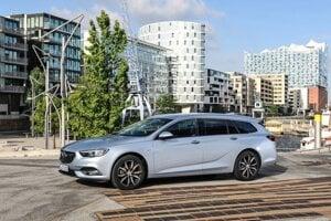Opel Insignia skončila na druhom mieste v spoľahlivosti 3-ročných áut.