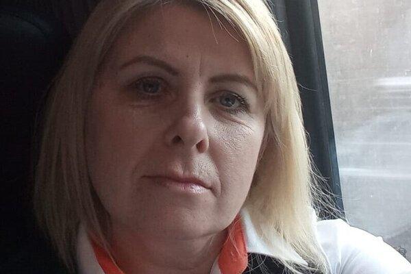 Vlakvedúca Monika Bryndzová jazdí najmä v osobných vlakoch na východnom Slovensku.
