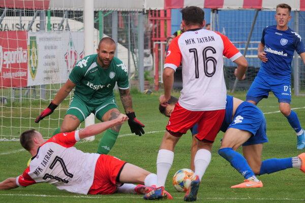 Mikulášski futbalisti v stredu vstúpia do reštartovanej súťaže druhej ligy.