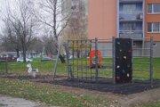V meste obnovili ihriská.