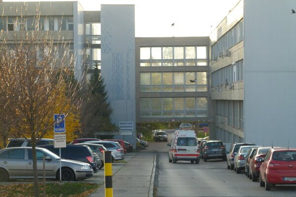 Levická nemocnica.