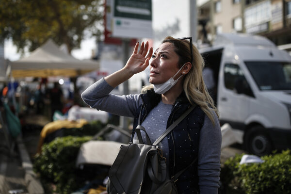 Tureckú provinciu Malatya zasiahlo zemetrasenie s magnitúdom 4,7