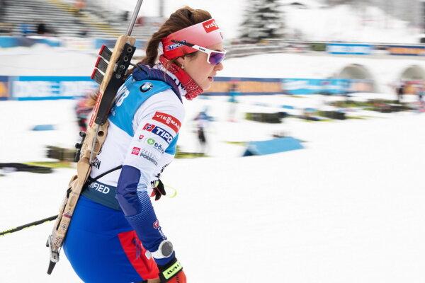 Biatlon dnes - vytrvalostné preteky (individuál) v Kontiolahti LIVE (Veronika Machyniaková).