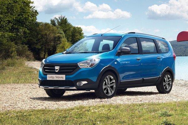 Dacia Lodgy Stepway budúci rok dostane terénnejšie sa tváriacu náhradu.
