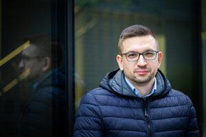 Juraj Balogh, spolumajiteľ a konateľ spoločnosti CreditCall.