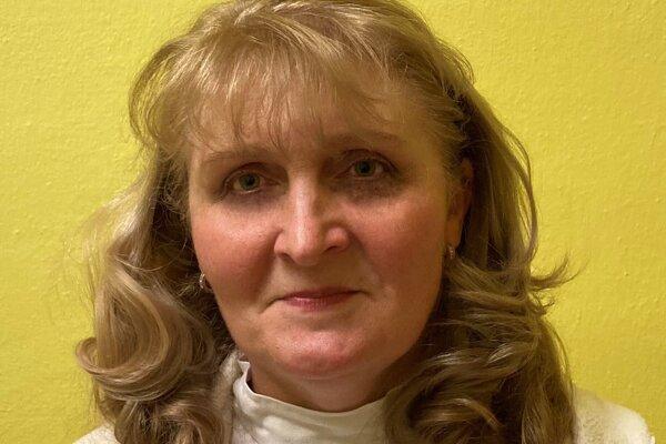 Mária Šramková, primárka OAIM vBojniciach.