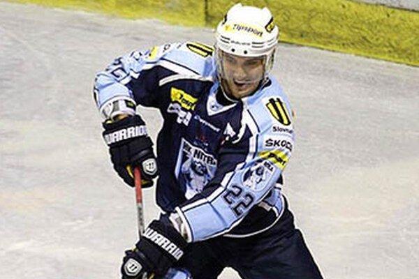 Henrich Ručkay strelil v piatok do siete Banskej Bystrice dva góly, ale s výsledkom vôbec spokojný nebol.