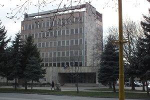 Trebišovská radnica.