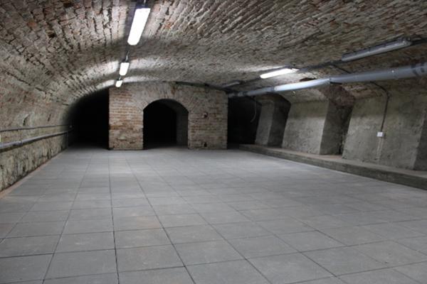 Pivničné priestory pod Novohradskou knižnicou sa dočkali obnovy.