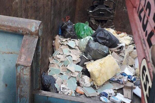 Správanie nezodpovedných občanov vedie k nárastu poplatku za odvoz a likvidáciu odpadu.